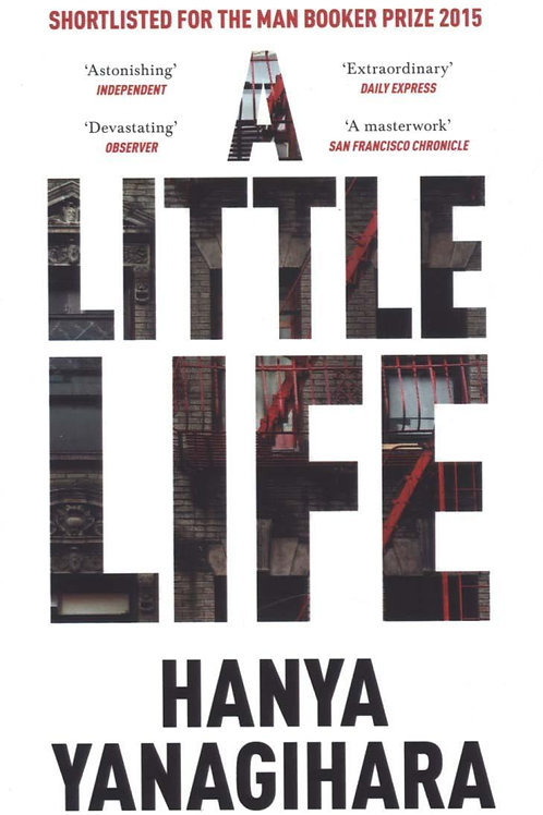 Little Life       by Hanya Yanagihara