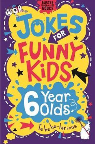 Jokes for Funny Kids: 6 Year Olds Andrew Pinder