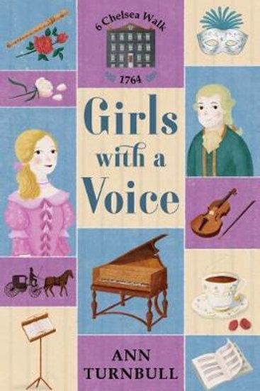 Girls with a Voice Ann Turnbull
