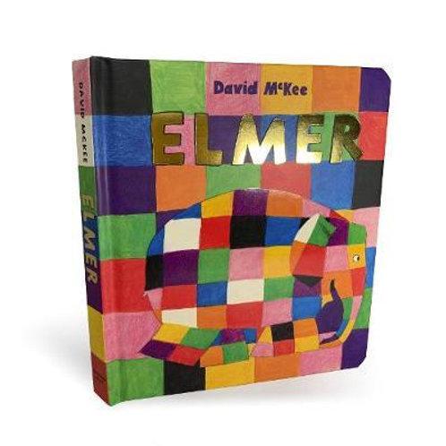 Elmer: Board Book David McKee