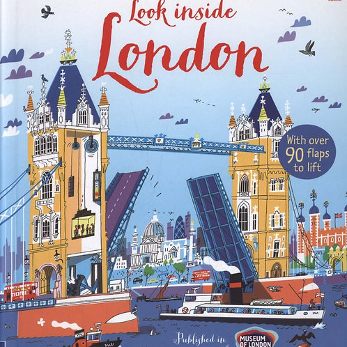 Look Inside London Jonathan Melmoth