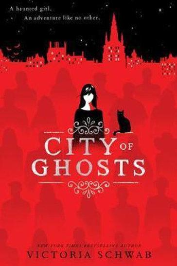 City of Ghosts Victoria Schwab