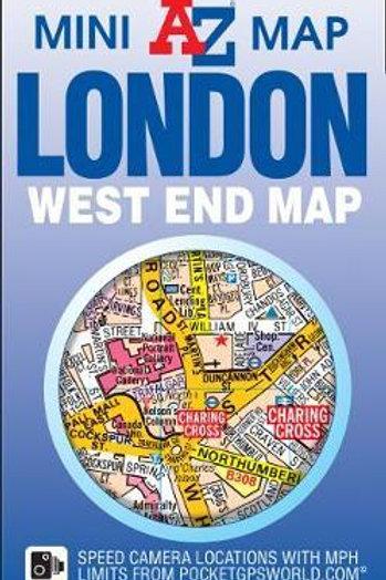 London West End Mini Map