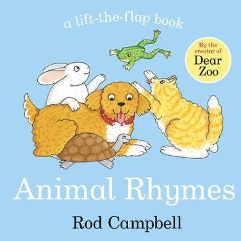 Animal Rhymes       by Rod Campbell