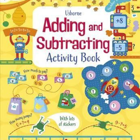 Adding and Subtracting Rosie Hore