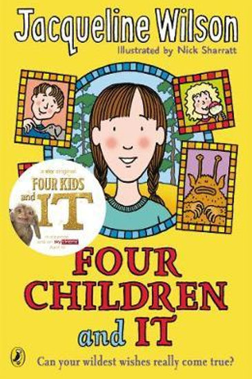 Four Children and It Jacqueline Wilson
