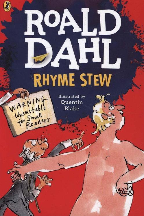Rhyme Stew Roald Dahl