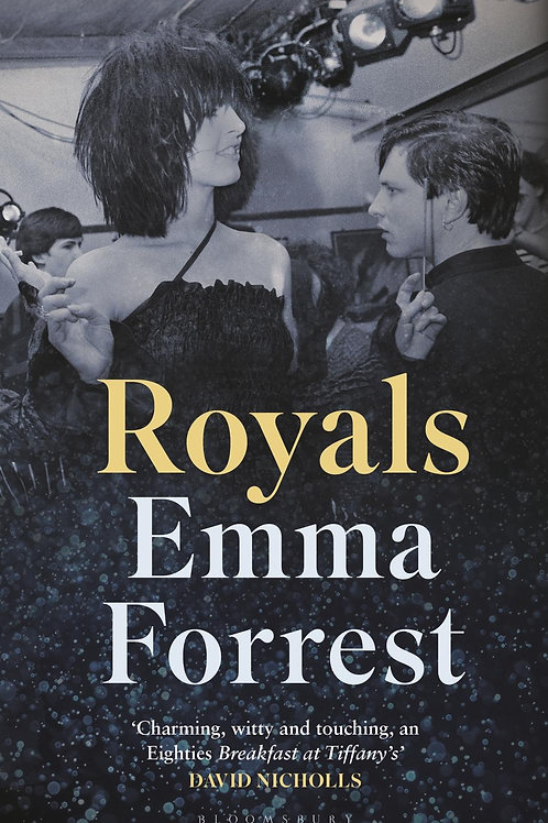 Royals       by Emma Forrest