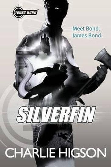 Young Bond: SilverFin Charlie Higson