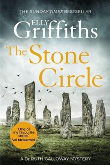 Stone Circle       by Elly Griffiths