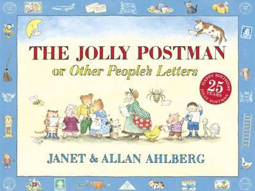 Jolly Postman or Other People's Letters       by Allan Ahlberg