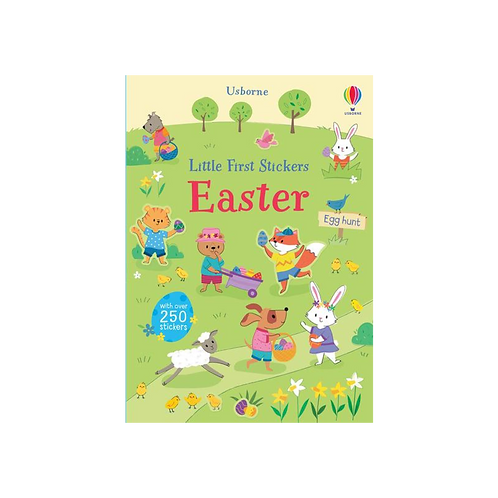 Little First Stickers Easter by Felicity Brooks