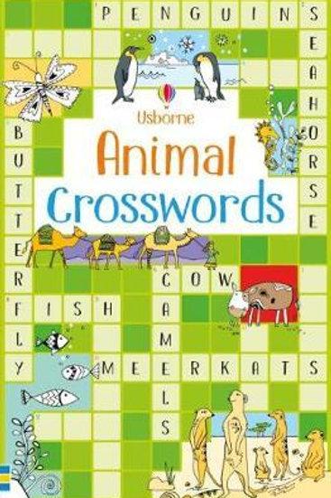 Animal Crosswords Phillip Clarke