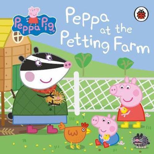 Peppa Pig: Peppa at the Petting Farm Pig Peppa