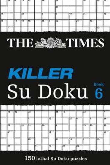 Times Killer Su Doku 6       by