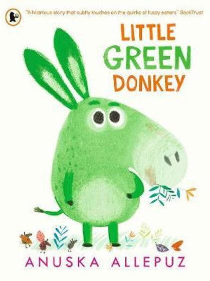 Little Green Donkey Anuska Allepuz