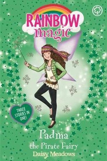 Rainbow Magic: Padma the Pirate Fairy       by Daisy Meadows