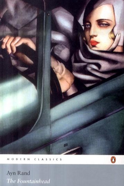 Fountainhead  by  Ayn Rand