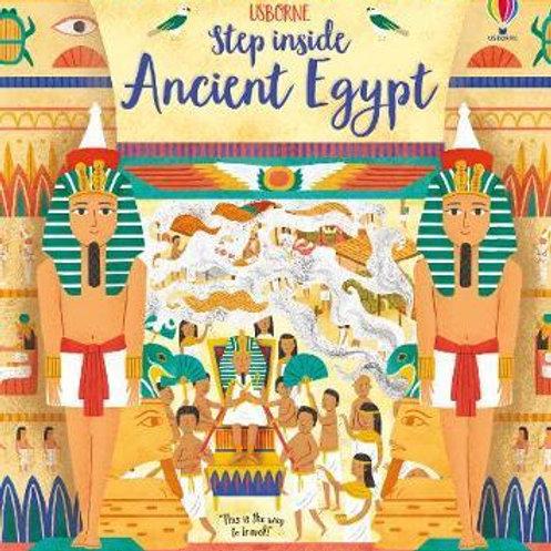 Step Inside Ancient Egypt Rob Lloyd Jones