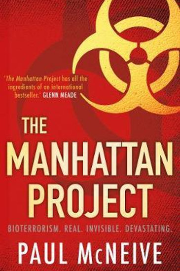 Manhattan Project       by Paul McNeive
