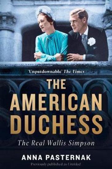 American Duchess     by  Anna Pasternak