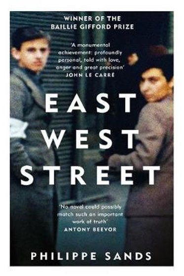 East West Street     by  Philippe Sands, QC