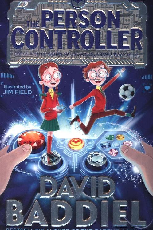 The Person Controller David Baddiel