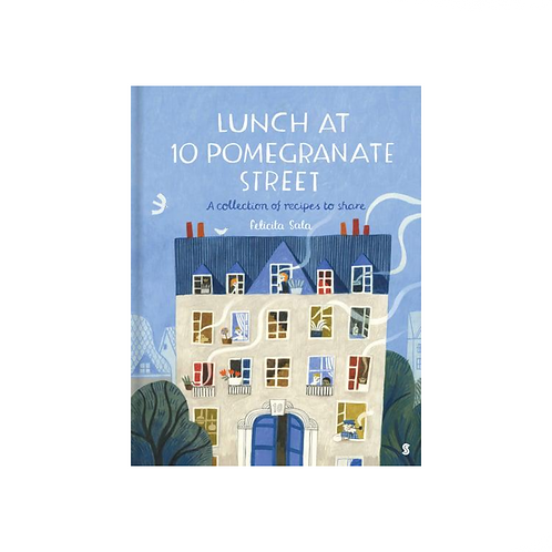 Lunch at 10 Pomegranate Street by James Rhodes