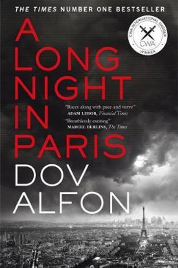 Long Night in Paris       by Dov Alfon