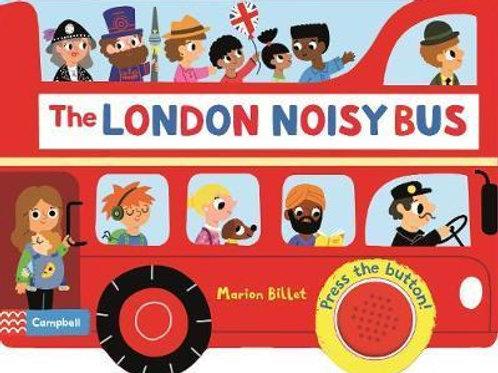 The London Noisy Bus Marion Billet