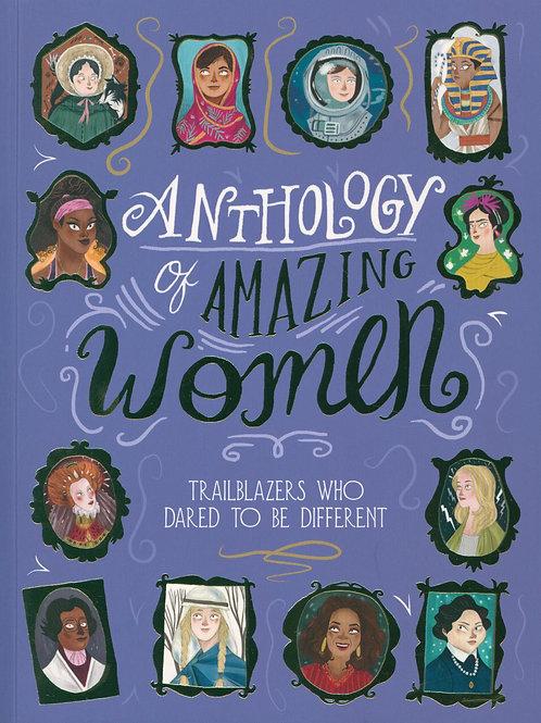 Anthology of Amazing Women Sandra Lawrence