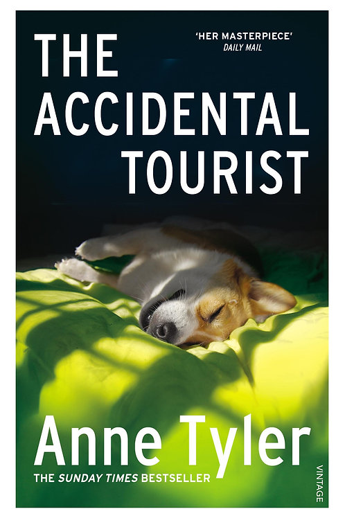 Accidental Tourist  by  Anne Tyler