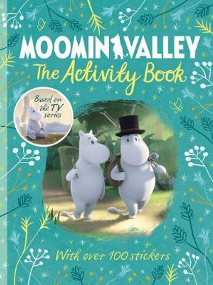 Moominvalley: The Activity Book  Smith