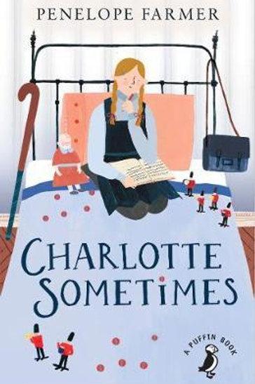 Charlotte Sometimes Penelope Farmer