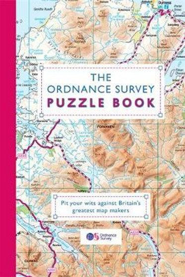Ordnance Survey Puzzle Book       by Ordnance Survey