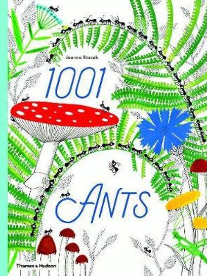 1001 Ants Joanna Rzezak