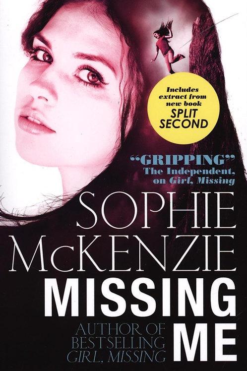Missing Me Sophie McKenzie