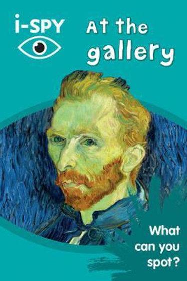 Collins Michelin I-Spy Guides: I-Spy at the Gallery  i-SPY