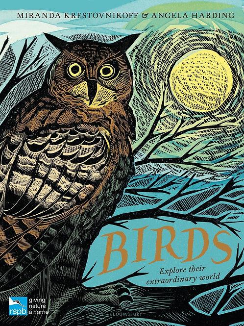 RSPB Birds: Explore their extraordinary world Miranda Krestovnikoff