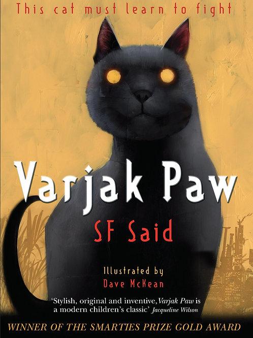 Varjak Paw S. F. Said