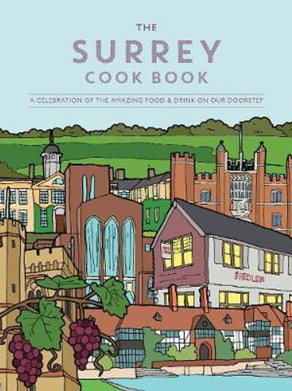 Surrey Cook Book       by Kate Eddison