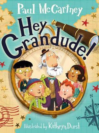 Hey Grandude! Paul McCartney