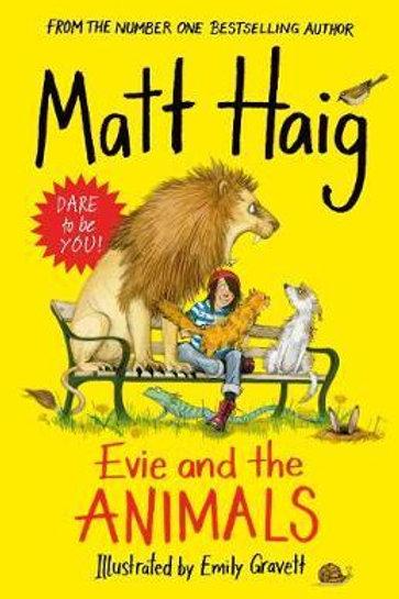 Evie and the Animals       by Matt Haig