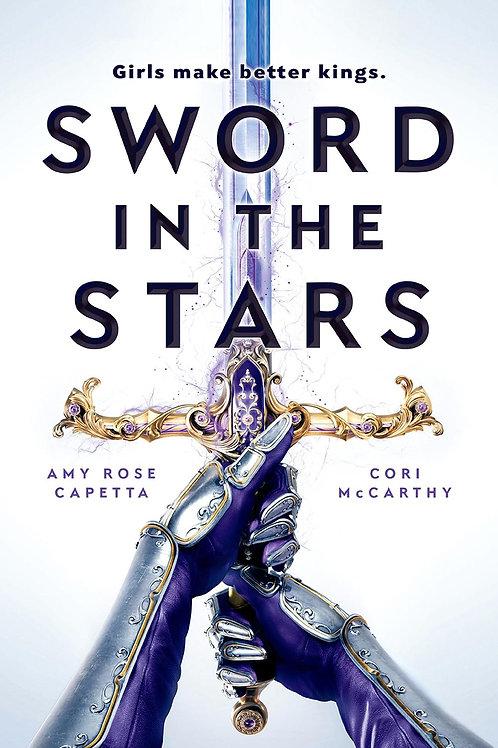 Sword in the Stars       by Cori McCarthy
