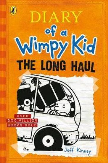 The Long Haul Jeff Kinney