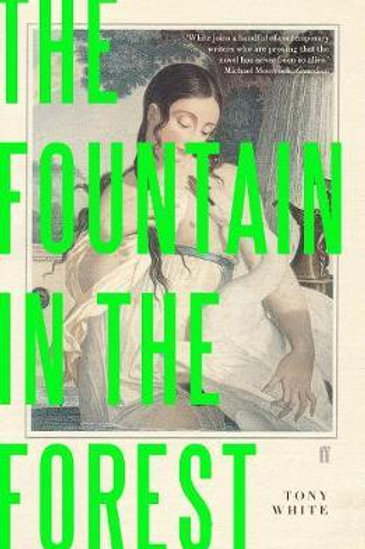 Fountain in the Forest  by  Tony White