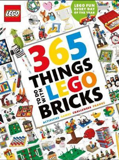 365 Things to Do with LEGO (R) Bricks  DK
