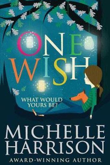 One Wish Michelle Harrison