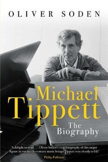 Michael Tippett       by Oliver Soden