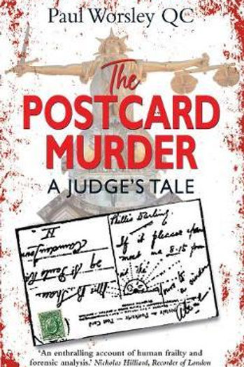 Postcard Murder     by  Paul Worsley QC